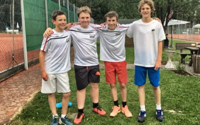 UTHC U14 männlich siegen klar mit 6:0 gegen Rosbach/Burgholzhausen