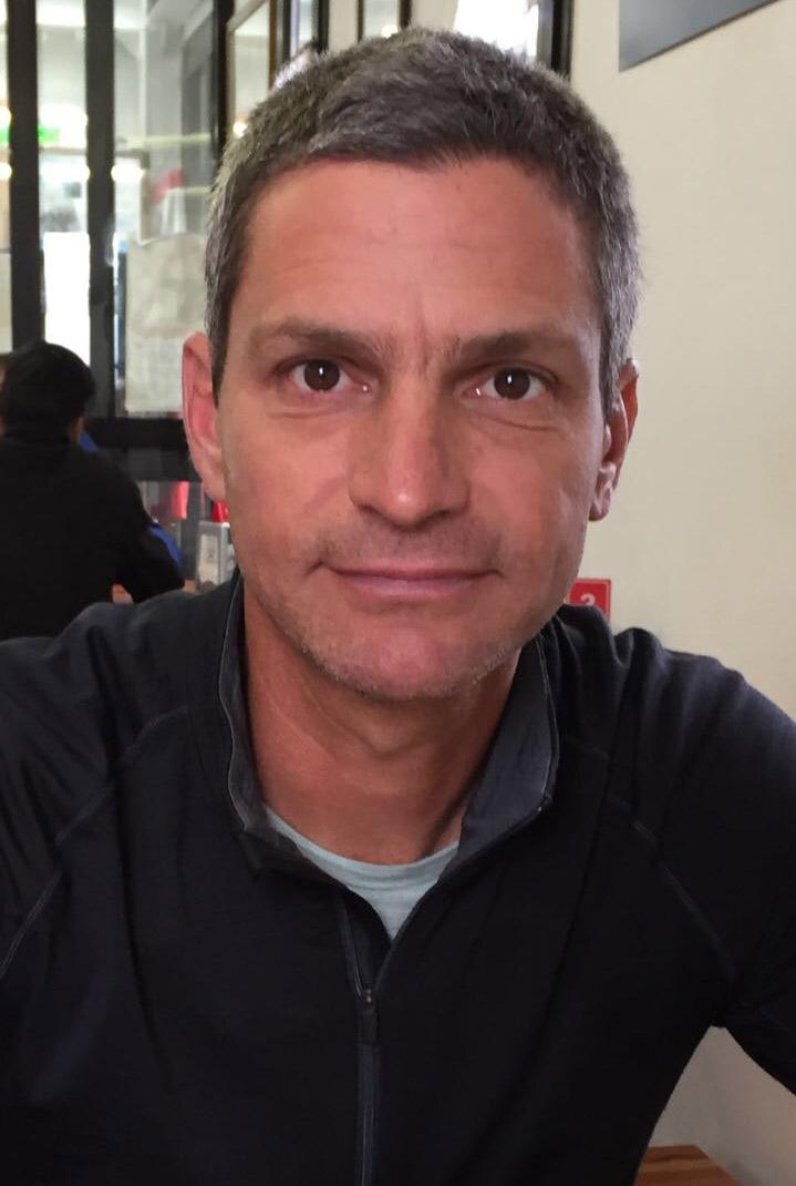 Dante Magnoni - Neuer Profitrainer im Trainerstab von UTHC Tennis-Cheftrainer Carlos Tarantino