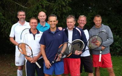 Neues Team, altes Glück für die Herren 50-1 in der Bezirksoberliga