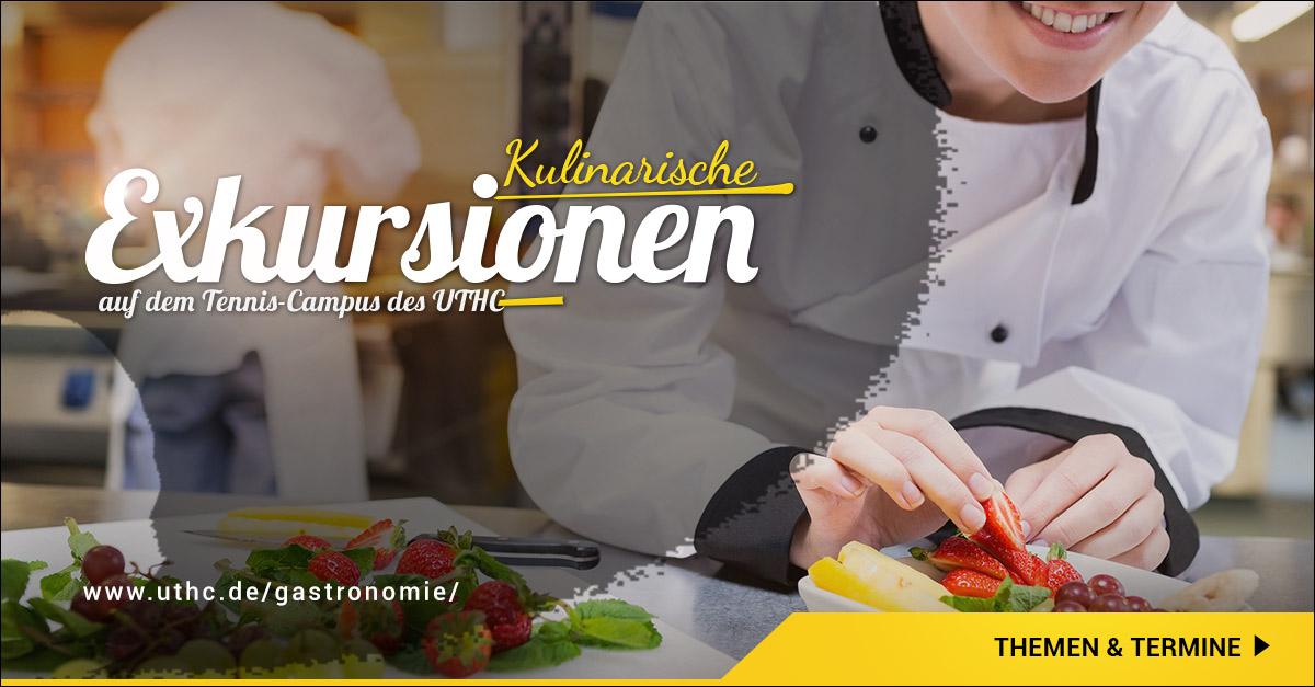 Kulinarische Exkurse beim UTHC. Herzlich willkommen im Restaurant Lava in Usingen