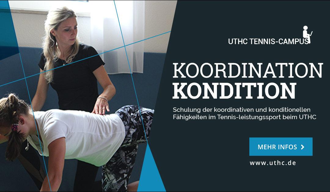 UTHC erweitert sein Angebot für leistungsorientierte Tennis-Spielerinnen und Spieler