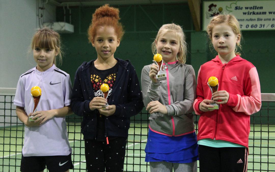 Erfolgreiches Auftreten bei den Kreismeisterschaften der Jugend