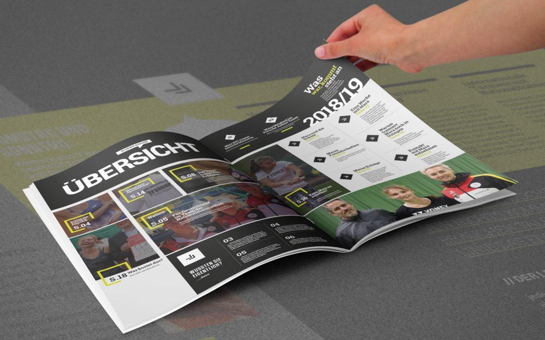 Erlebe das aktuelle Mara Guth Magazin inkl. neuer Fanpage beim UTHC