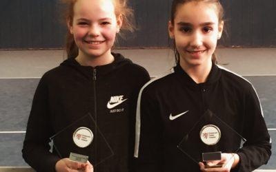 UTHC-Tennisjugend erneut ungeschlagen bei den Hessenmeisterschaften