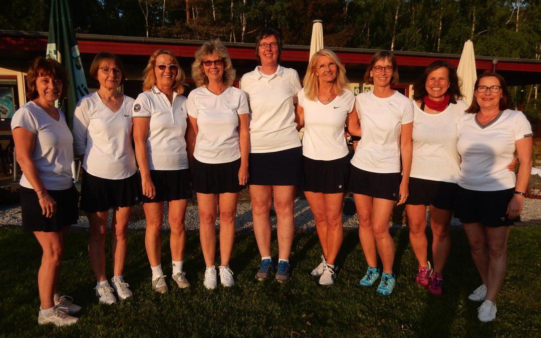 Damen 50 Mannschaft des UTHC stellt sich vor