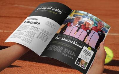 Mara Guth gewinnt die NRW Junior Open in Mönchengladbach im Einzel und im Doppel