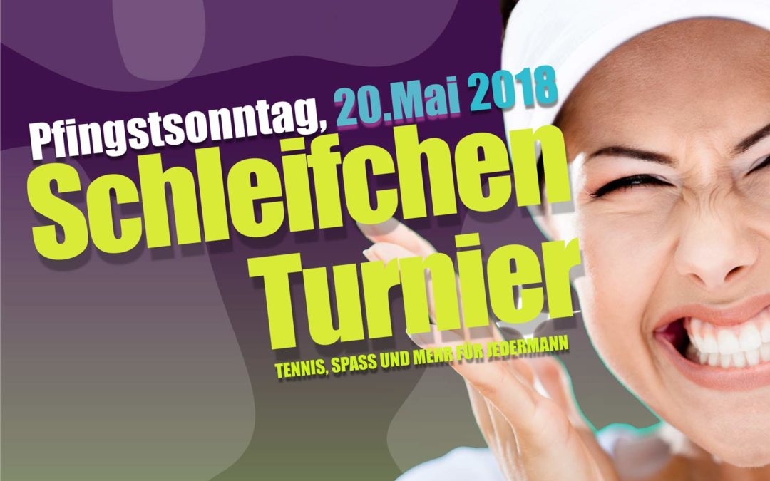 Einladung zum Tennis schnuppern, Spass und mehr Turnier für Jedermann