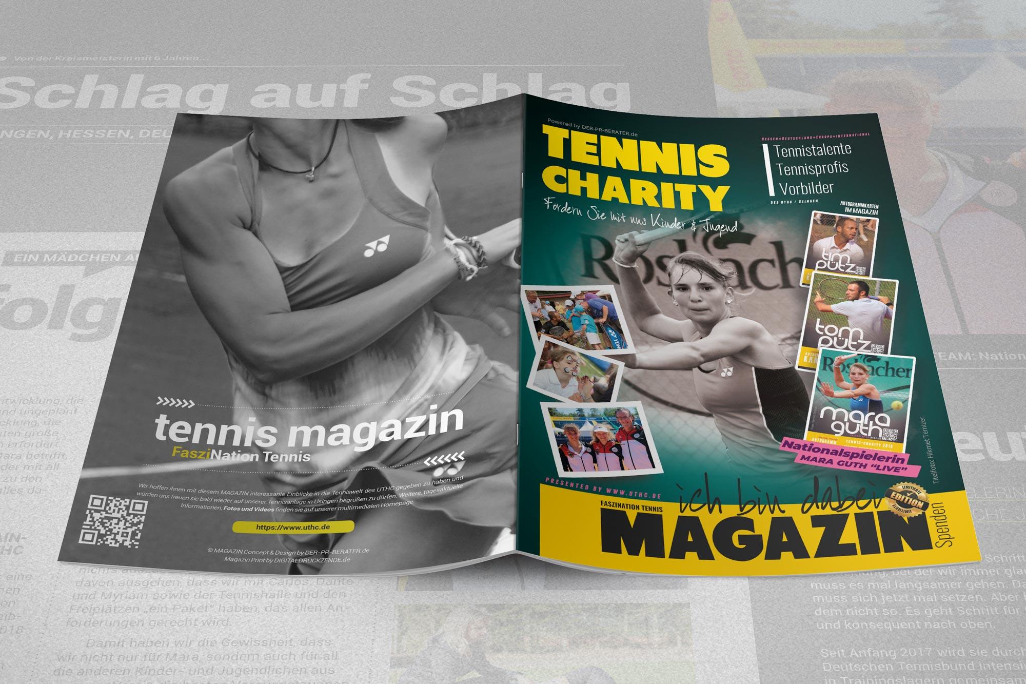 Tennistalente des UTHC