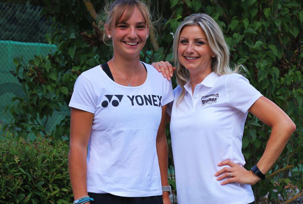 Erneut ein erfolgreiches Tennisjahr für Mara Guth