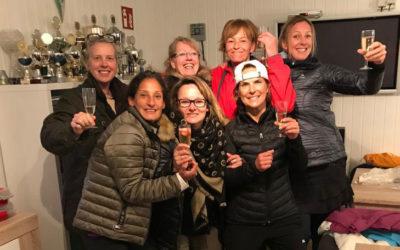 Erstes Medenspiel der Damen 40 III auswärts bei der MSG Ober-Erlenbach/SV Rosbach