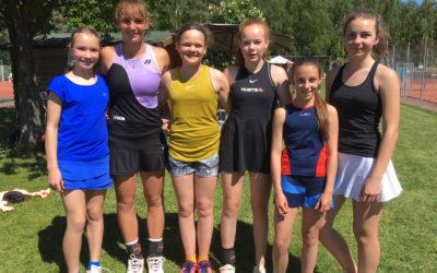 U18 weiblich siegen nach Aufstieg in die Gruppenliga