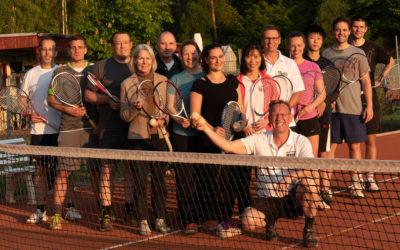 SoftTennis begeistert beim Usinger Tennisclub