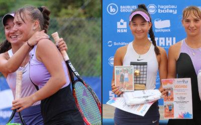 Mara Guth an der Schwelle der Top 100 Juniorinnen der Welt
