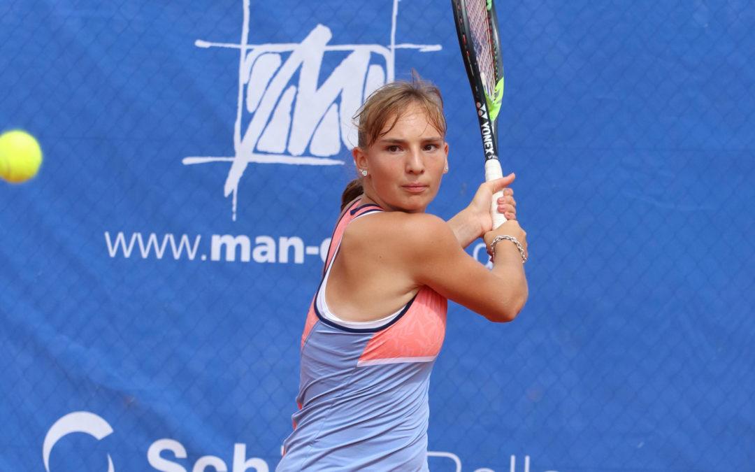 Mara Guth auf Rang 88 der Weltrangliste geführt