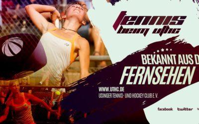 Tennis und Talente – Das Fernsehen in Usingen