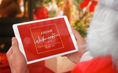 Frohe Weihnachten und ein gesundes 2021 – Der Jahresrückblick 2020