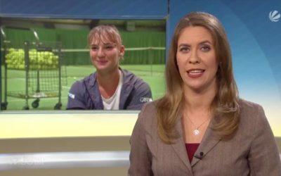 SAT.1 Fernsehen berichtet in TV-Reportage live aus Usingen – Mara Guth
