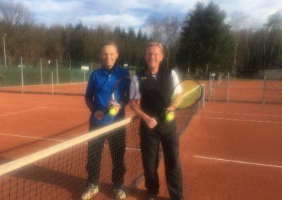 UTHC Tennis im Winter auf den Aussenplätzen Januar 2020_1511