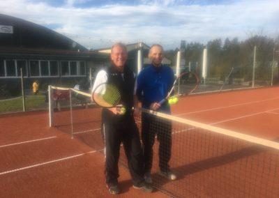 UTHC Tennis im Winter auf den Aussenplätzen Januar 2020_5713