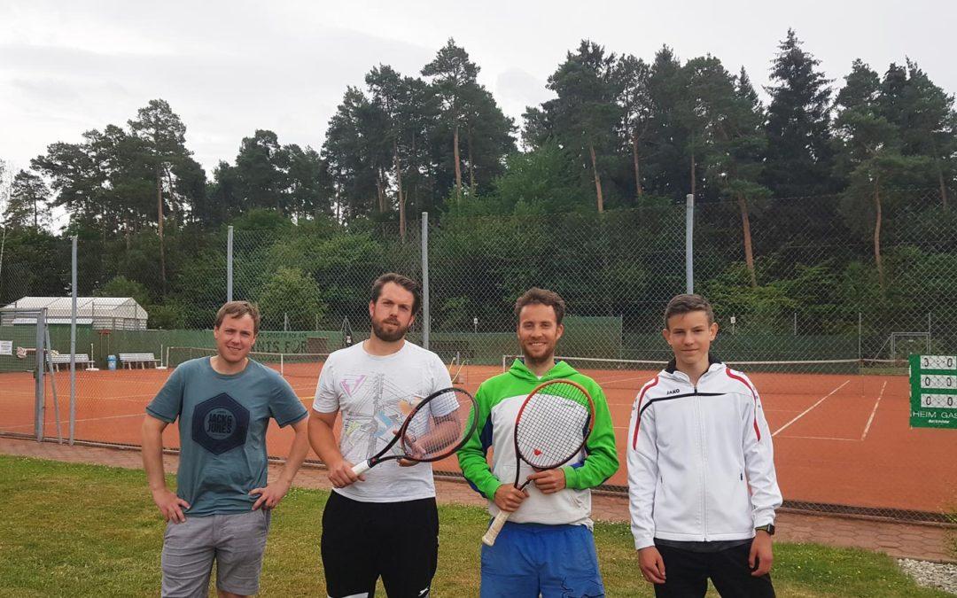 6:0 Sieg- Usinger Herren weiter erfolgreich in der hessischen Gruppenliga