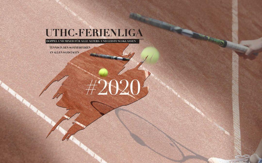 Tennis Mixed, Doppel Ferienliga startet am 1. Ferienwochenende