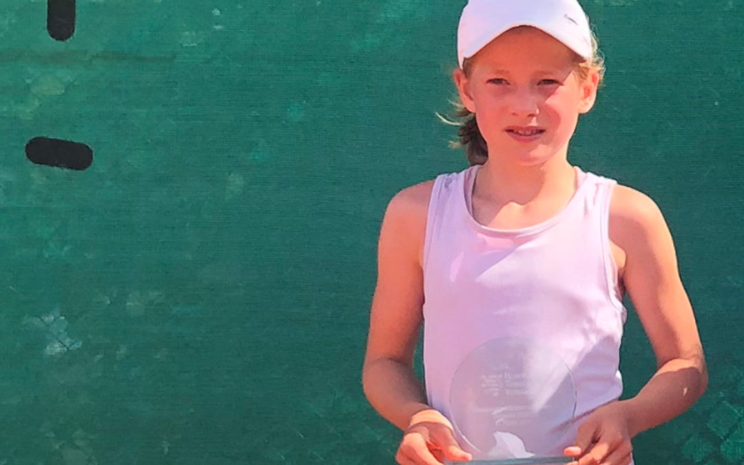 Emilia Brune ist Vize-Hessenmeisterin