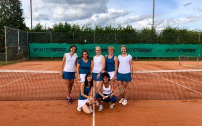 Damen 40-1 beenden die Saison mit einem Heimsieg