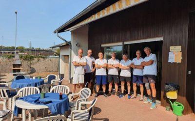 Am letzten Spieltag ging es für die Herren 50-2 nach Limburg
