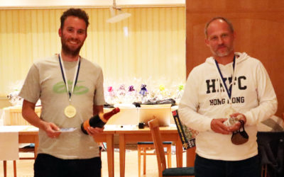 UTHC-Mitglied Martin Brehm wurde deutscher Apotheken-Tennismeister