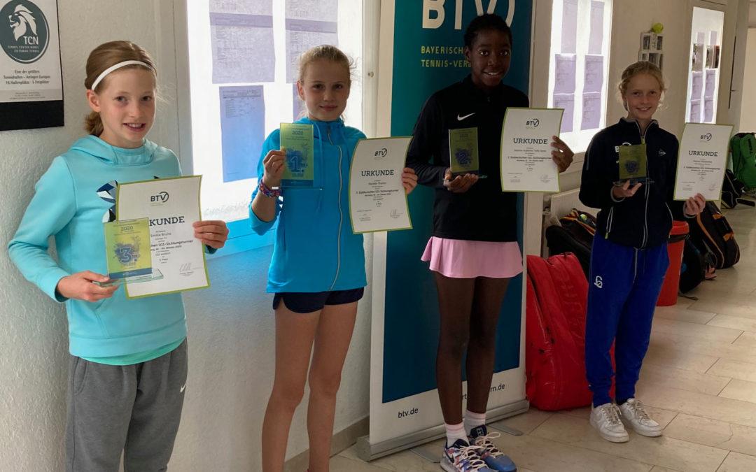 Vize-Hessenmeisterin Emilia Brune weiter auf Erfolgskurs