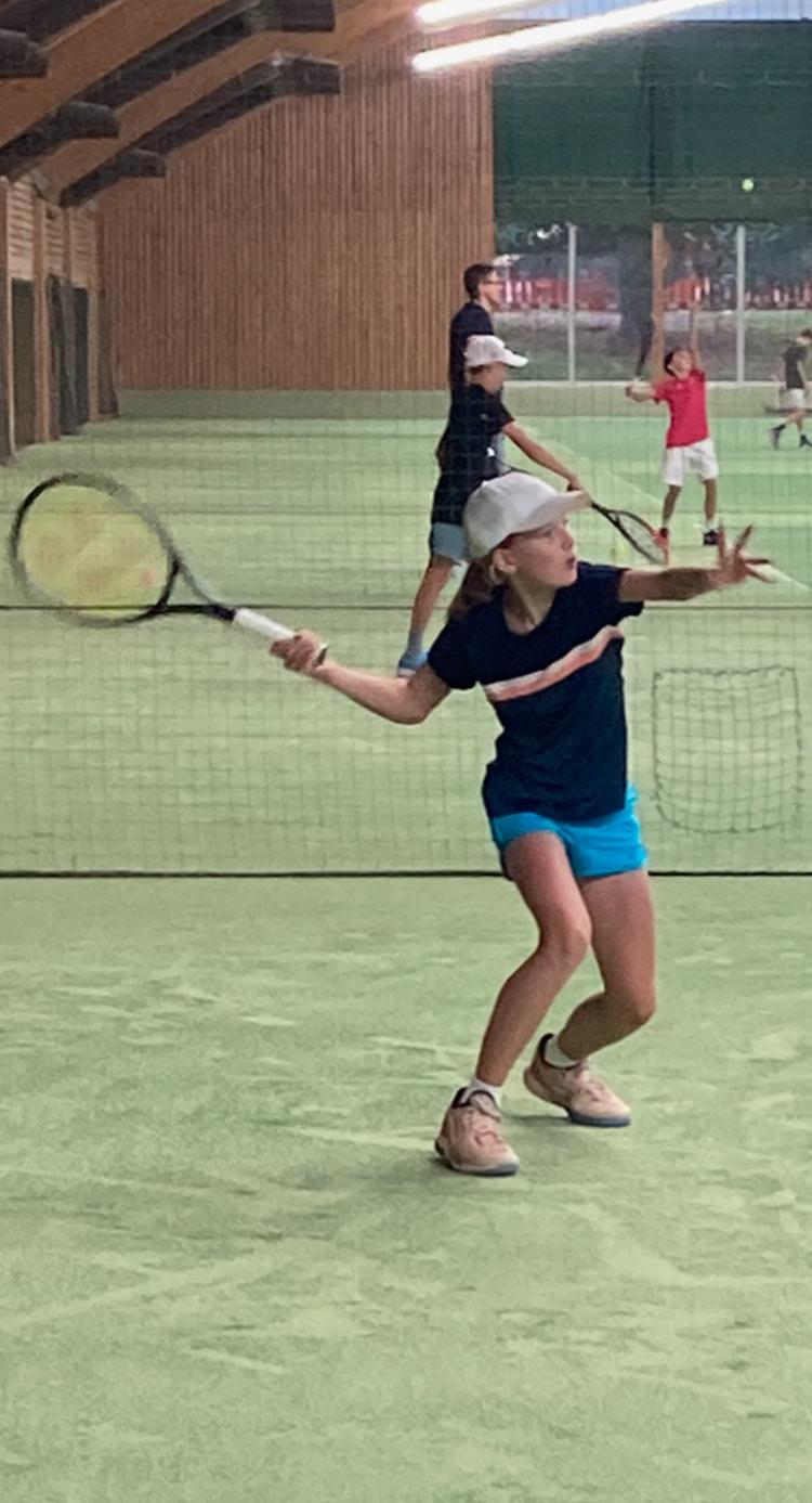 UTHC-Tennisnachwuchs-Emilia-Brune-Sichtungsturnier-2020_Game