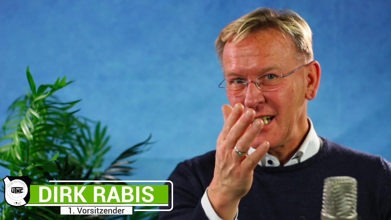 UTHC virtuell. Vorstandssitzungen per Videokonferenz im Usinger Tennis Club. 1. Vorsitzender Dirk Rabis 02