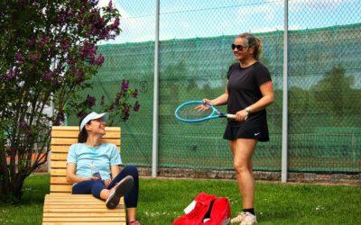 Tennis an Pfingsten. Spaß und Erholung für die ganze Familie.