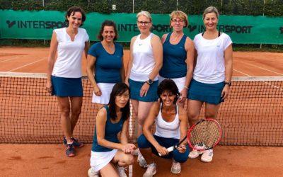 Wichtiger Auswärtssieg der Damen 40-1 in der Verbandsliga