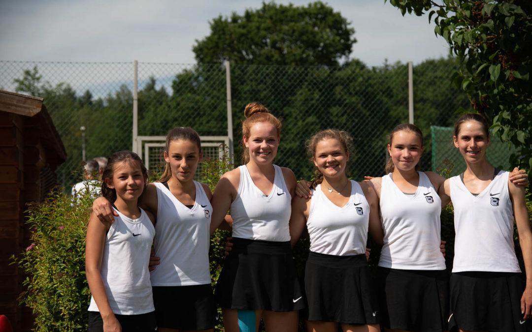 U-18-Juniorinnen gewinnen ihr zweites Saisonspiel in der Hessenliga