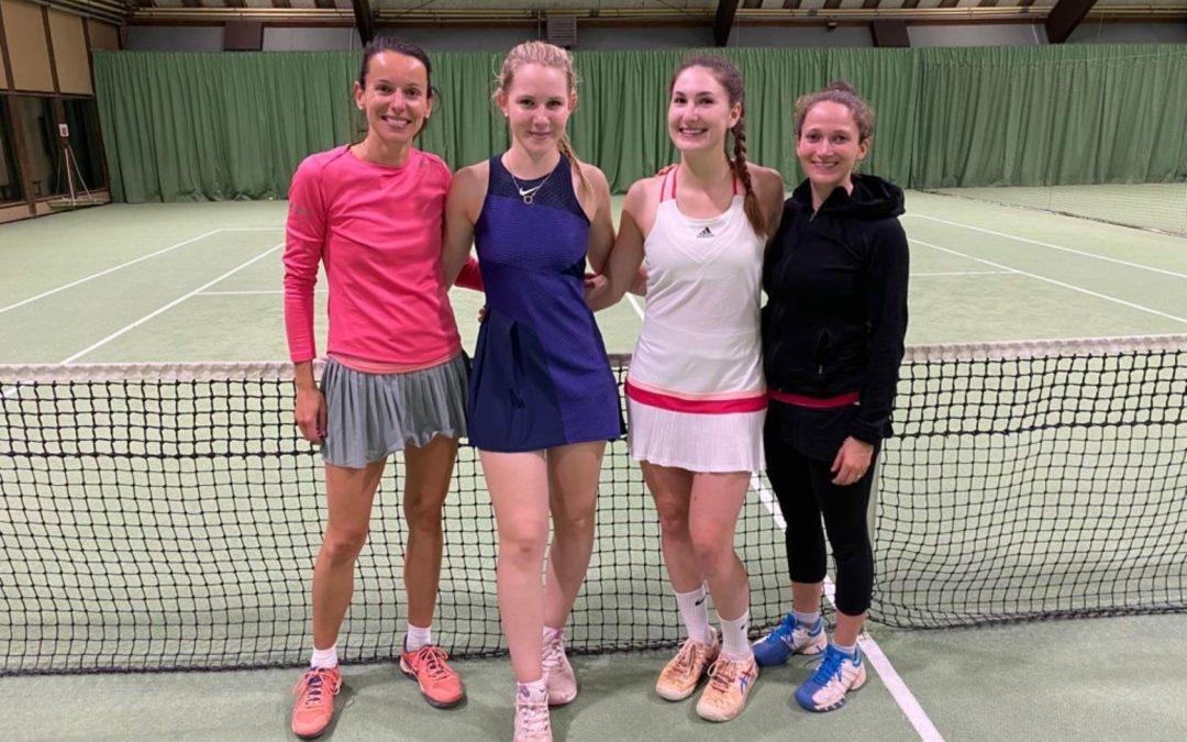Erster Saisonsieg der UTHC Damenmannschaft in der Bezirksliga!
